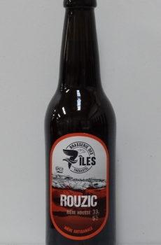 Rouzic Rousse - 33cl